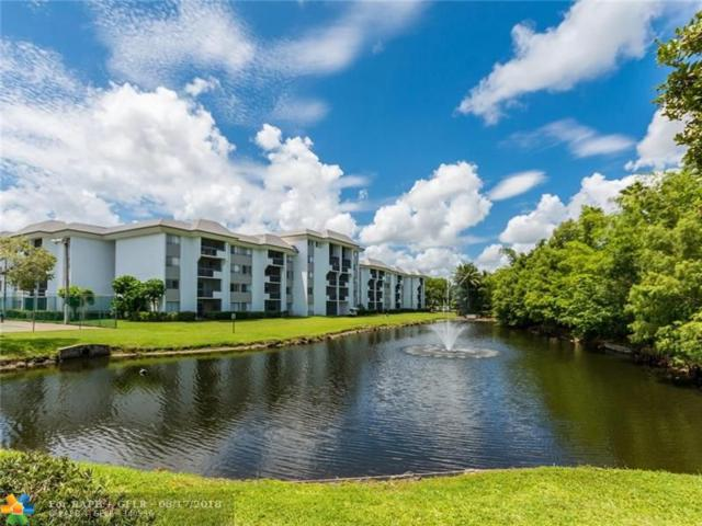 721 N Pine Island Rd #406, Plantation, FL 33324 (MLS #F10137108) :: Green Realty Properties
