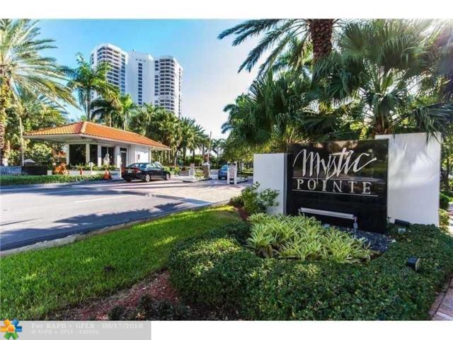 3500 Mystic Pointe Dr Ph5, Aventura, FL 33180 (MLS #F10137131) :: Keller Williams Elite Properties