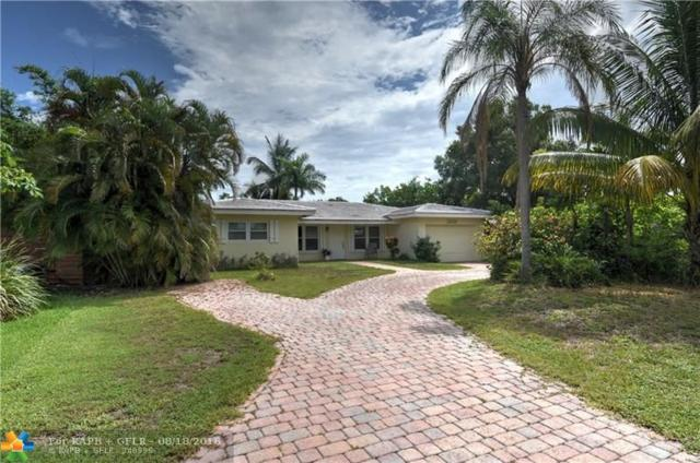 2001 NE 24th St, Wilton Manors, FL 33305 (MLS #F10137139) :: Green Realty Properties