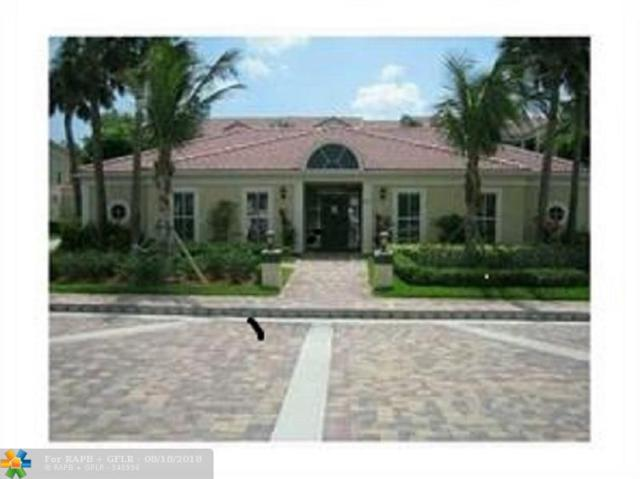 995 Riverside Dr #122, Coral Springs, FL 33071 (MLS #F10137147) :: Laurie Finkelstein Reader Team