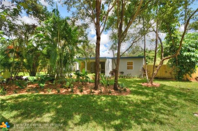 1733 SW 14th St, Fort Lauderdale, FL 33312 (MLS #F10137150) :: Green Realty Properties