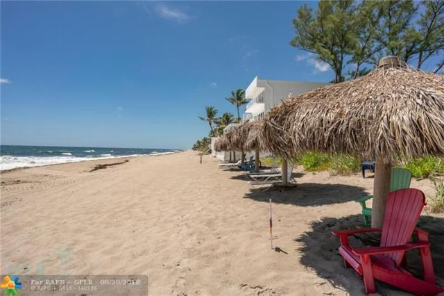 3912 S Ocean Blvd #212, Highland Beach, FL 33487 (MLS #F10137169) :: Green Realty Properties