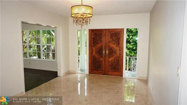 607 3rd Key Dr, Fort Lauderdale, FL 33304 (MLS #F10137179) :: Laurie Finkelstein Reader Team