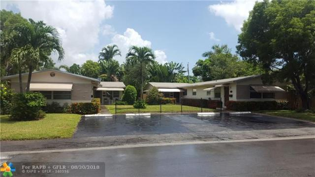 813 NE 16th St, Fort Lauderdale, FL 33304 (MLS #F10137195) :: Green Realty Properties