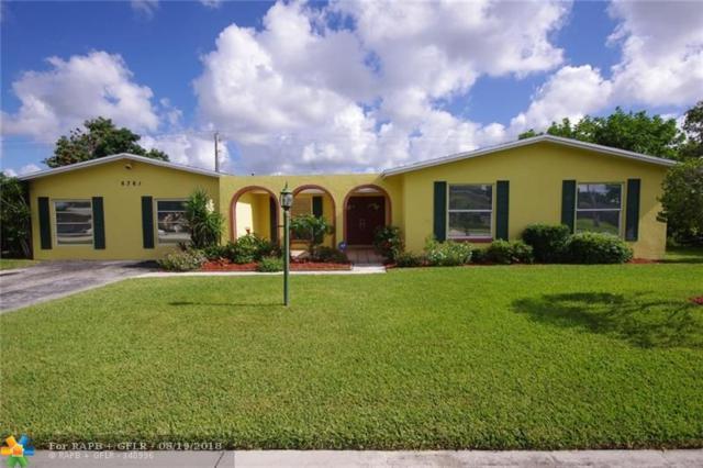 6761 SW 3rd St, Margate, FL 33068 (MLS #F10137228) :: Green Realty Properties