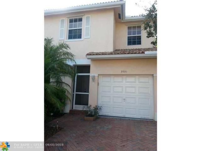 3991 NW 91st Ter #3991, Sunrise, FL 33351 (MLS #F10137266) :: Green Realty Properties