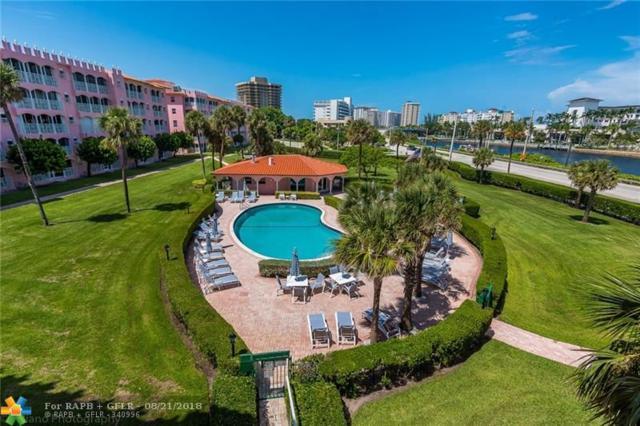 1099 S Ocean Blvd 302S, Boca Raton, FL 33432 (MLS #F10137317) :: Green Realty Properties