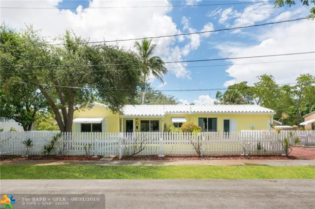 208 SW 11th Court, Fort Lauderdale, FL 33315 (MLS #F10137390) :: Green Realty Properties