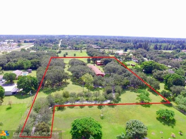 1500 SW 139th Ave, Davie, FL 33325 (MLS #F10137410) :: Green Realty Properties