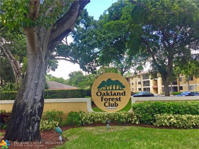 3017 N Oakland Forest Dr #208, Oakland Park, FL 33309 (MLS #F10137457) :: Green Realty Properties
