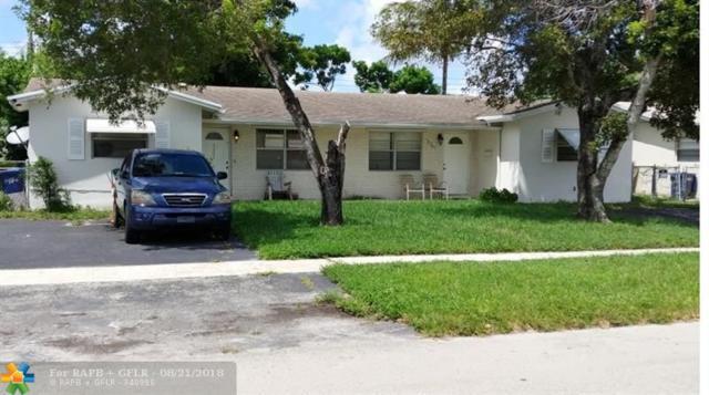 5321 NW 16th Ct, Lauderhill, FL 33313 (MLS #F10137461) :: Green Realty Properties