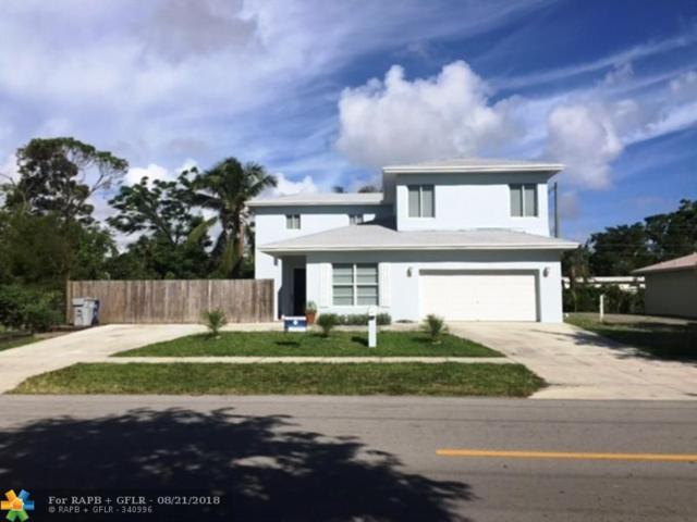 1865 NE 48th St, Pompano Beach, FL 33064 (MLS #F10137464) :: Laurie Finkelstein Reader Team