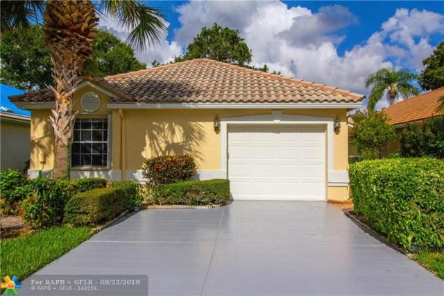 6114 Bay Isles Dr, Boynton Beach, FL 33437 (MLS #F10137468) :: Green Realty Properties
