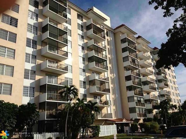 4174 Inverrary Dr #703, Lauderhill, FL 33319 (MLS #F10137472) :: Green Realty Properties
