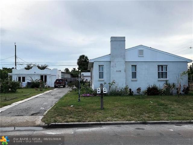 1125 N F Street, Lake Worth, FL 33460 (MLS #F10137512) :: Green Realty Properties