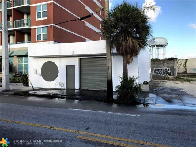 643 N Andrews Ave, Fort Lauderdale, FL 33311 (MLS #F10137533) :: Green Realty Properties