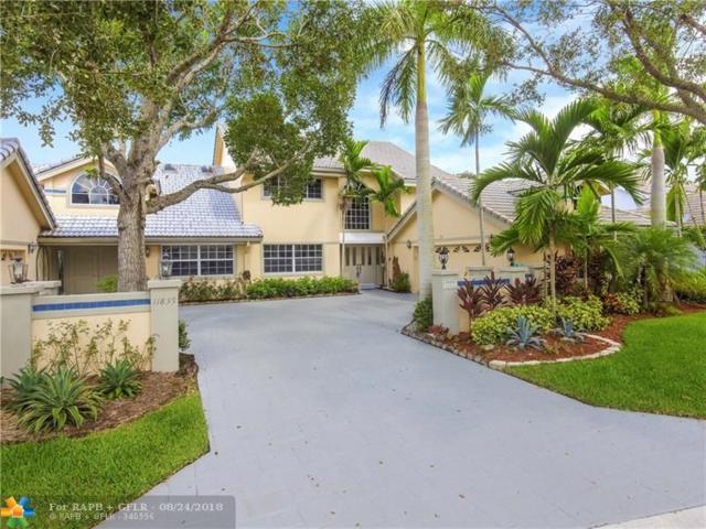11831 Highland Pl, Coral Springs, FL 33071 (MLS #F10137546) :: Green Realty Properties