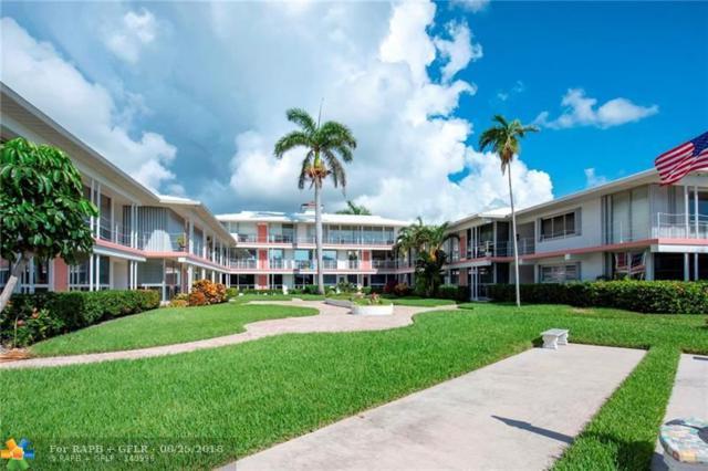 1124 Seminole Drive 4D, Fort Lauderdale, FL 33304 (MLS #F10137585) :: Green Realty Properties