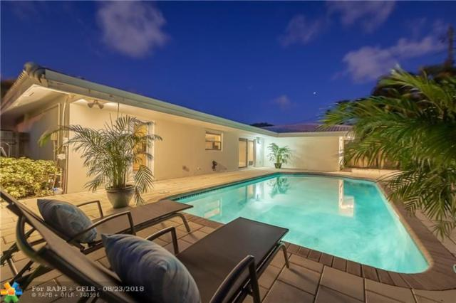 5743 NE 17th Ter, Fort Lauderdale, FL 33334 (MLS #F10137642) :: Green Realty Properties