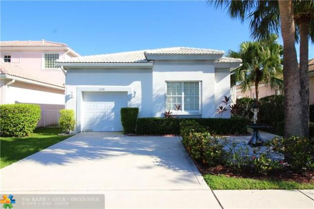 6928 NW 33rd St, Margate, FL 33063 (MLS #F10137661) :: Green Realty Properties