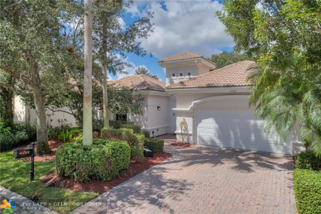 6252 NW 125th Ave, Coral Springs, FL 33076 (MLS #F10137715) :: Green Realty Properties