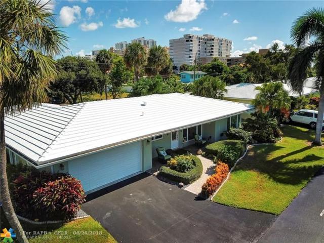 1431 S Ocean Blvd   8, Lauderdale By The Sea, FL 33062 (MLS #F10137795) :: Green Realty Properties