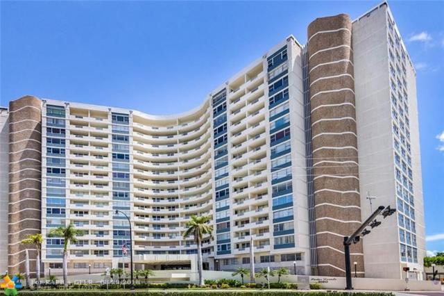 3180 S Ocean Dr #201, Hallandale, FL 33009 (MLS #F10137800) :: Green Realty Properties