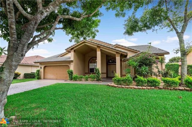 5441 NW 108th Way, Coral Springs, FL 33076 (MLS #F10137804) :: Green Realty Properties