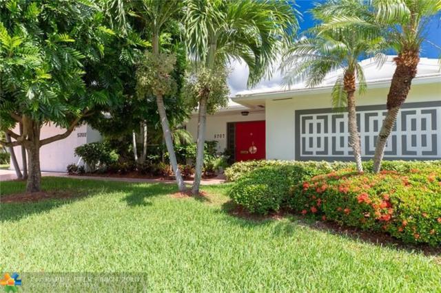 5707 Mulberry Dr, Tamarac, FL 33319 (MLS #F10137962) :: Green Realty Properties
