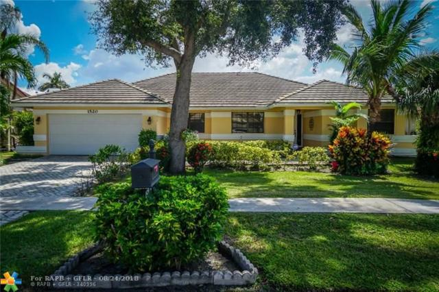 1520 W Oak Knoll Cir, Davie, FL 33324 (MLS #F10137993) :: Green Realty Properties