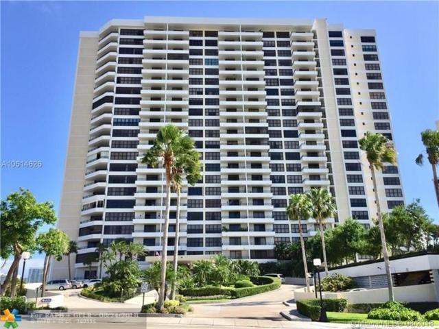 600 Three Islands Blvd #1615, Hallandale, FL 33009 (MLS #F10138019) :: Green Realty Properties