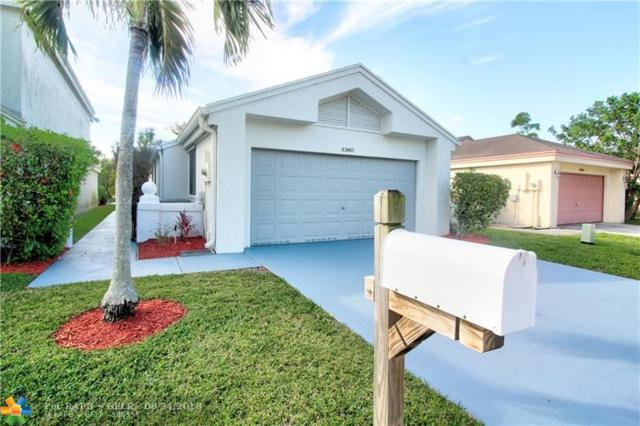 3360 NW 21st Ct, Coconut Creek, FL 33066 (MLS #F10138081) :: Green Realty Properties