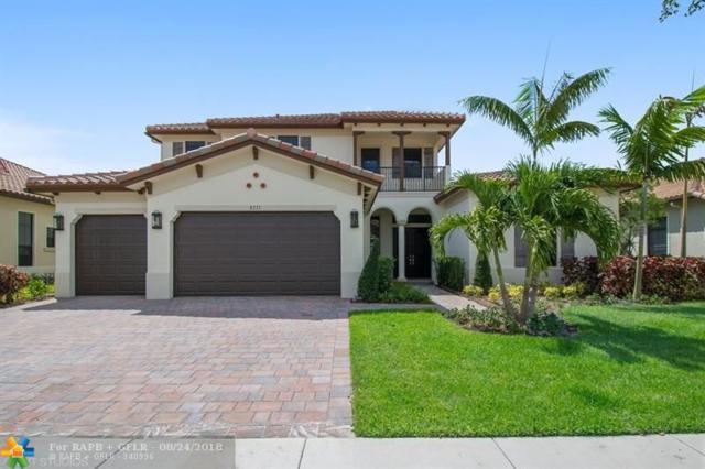 8771 Waterview Ter, Parkland, FL 33076 (MLS #F10138136) :: Green Realty Properties