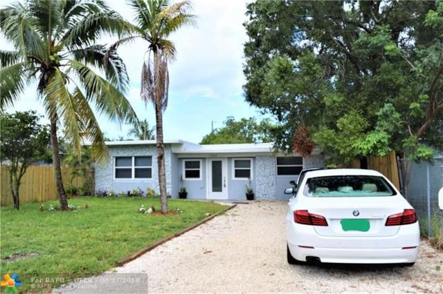 1305 NW 4th Ave, Fort Lauderdale, FL 33311 (MLS #F10138160) :: Green Realty Properties