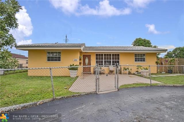 6460 Arthur St, Hollywood, FL 33024 (MLS #F10138161) :: Green Realty Properties