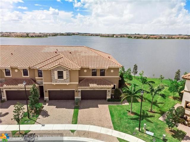 9637 Waterview Way #9637, Parkland, FL 33076 (MLS #F10138162) :: Green Realty Properties