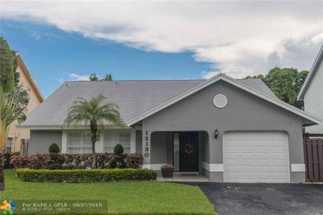 12130 NW 33rd St, Sunrise, FL 33323 (MLS #F10138195) :: Green Realty Properties