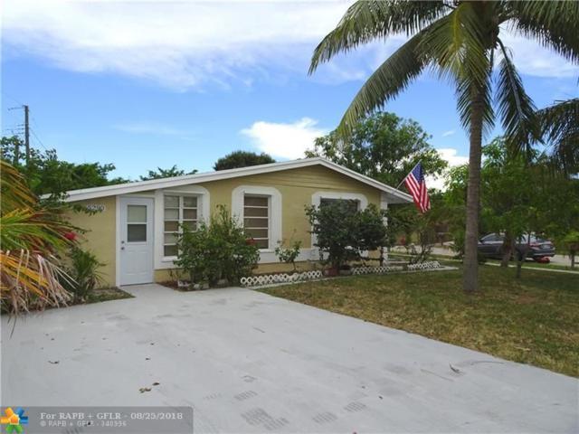 5290 NE 10th Ave, Pompano Beach, FL 33064 (MLS #F10138237) :: Green Realty Properties