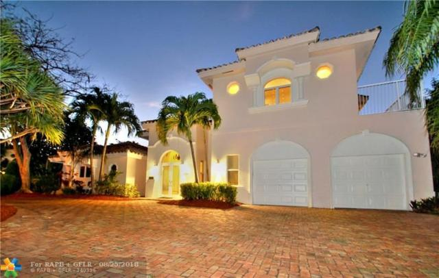 4201 NE 34th Ave, Fort Lauderdale, FL 33308 (MLS #F10138242) :: Green Realty Properties