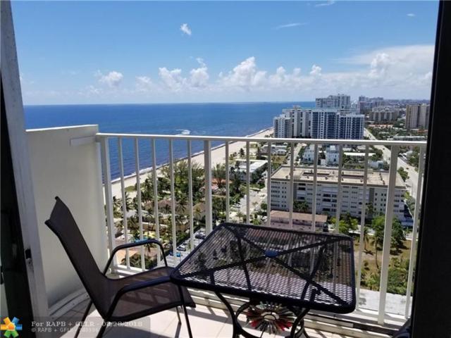 111 Briny Ave #2510, Pompano Beach, FL 33062 (MLS #F10138336) :: Green Realty Properties