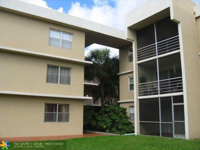 4255 N University Dr #206, Sunrise, FL 33351 (MLS #F10138364) :: Green Realty Properties
