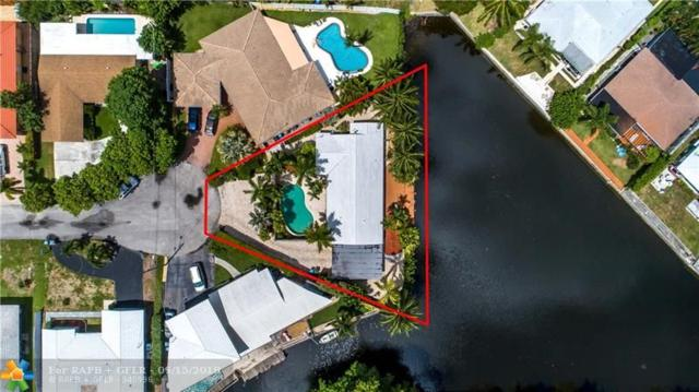 3360 NE 17th Way, Oakland Park, FL 33334 (MLS #F10138398) :: Green Realty Properties