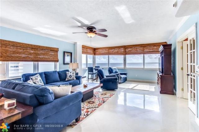 4040 Galt Ocean Dr #1018, Fort Lauderdale, FL 33308 (MLS #F10138408) :: Green Realty Properties