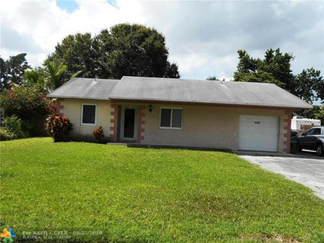 6120 Edwards Rd, Margate, FL 33063 (MLS #F10138419) :: Green Realty Properties