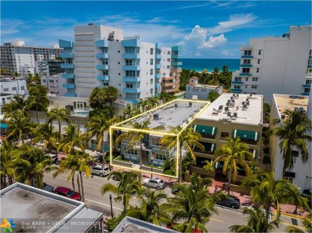 221 Collins Ave., Miami Beach, FL 33139 (MLS #F10138436) :: Green Realty Properties