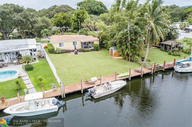 1207 SW 17TH ST, Fort Lauderdale, FL 33315 (MLS #F10138545) :: Green Realty Properties