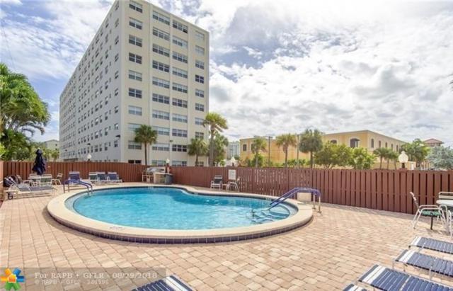2555 NE 11th St #503, Fort Lauderdale, FL 33304 (MLS #F10138586) :: Green Realty Properties