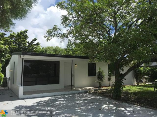 1138 NW 9th Ter, Fort Lauderdale, FL 33311 (MLS #F10138624) :: Green Realty Properties