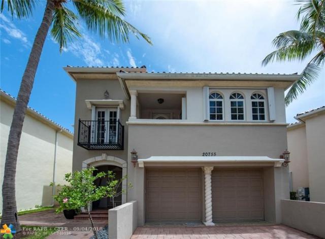 20755 NE 31st Place, Aventura, FL 33180 (MLS #F10138634) :: Green Realty Properties