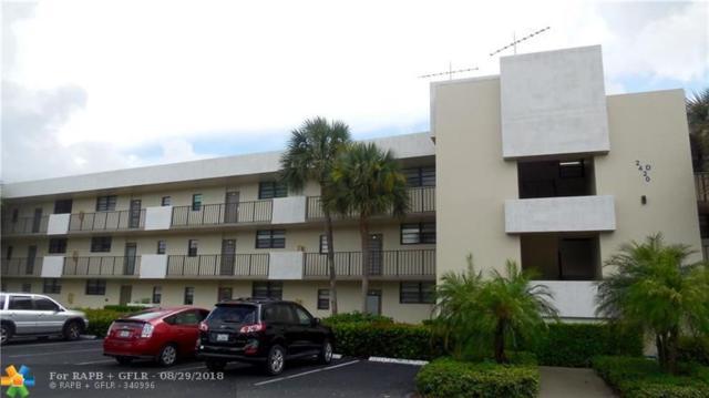 2420 Deer Creek Country Club Blvd #209, Deerfield Beach, FL 33442 (MLS #F10138722) :: Green Realty Properties